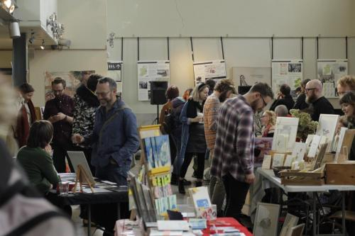Cork Zine Fest - Edition 2 - Oct. 2019